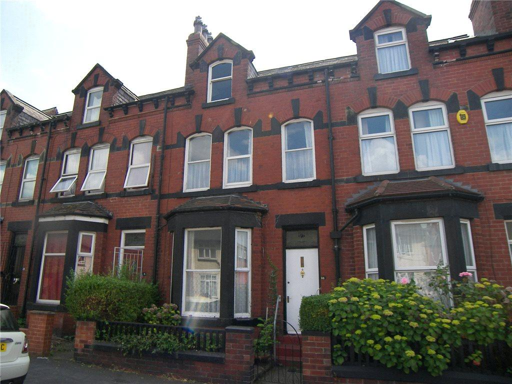 4 Bedrooms Terraced House for sale in Walmsley Road, Leeds, West Yorkshire