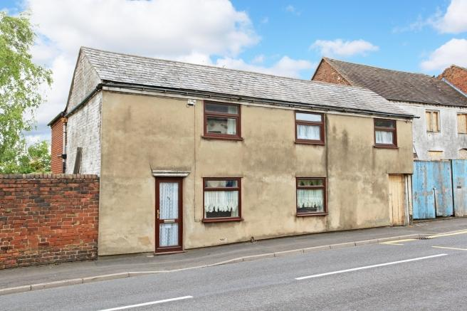 3 Bedrooms End Of Terrace House for sale in 75 West Street, St Georges, Telford, Shropshire, TF2 9HY