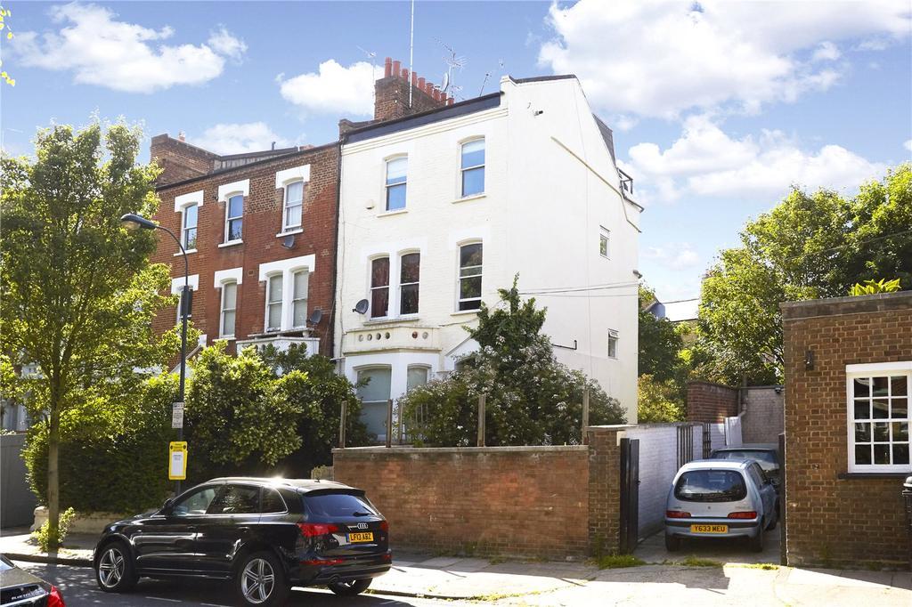 3 Bedrooms Maisonette Flat for sale in Aynhoe Road, Brook Green, London, W14