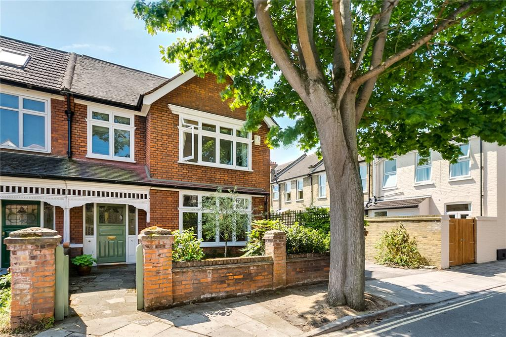 4 Bedrooms Semi Detached House for sale in Chestnut Avenue, East Sheen, London