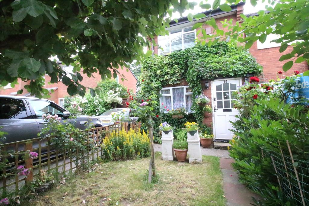 2 Bedrooms Town House for sale in Grange Avenue, West Derby, Liverpool, Merseyside, L12