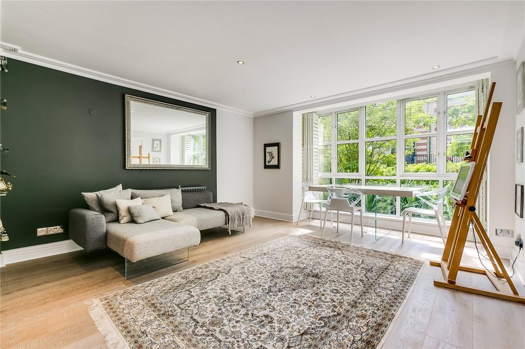 1 Bedroom Flat for sale in Oriel Drive, Harrods Village, Barnes, London