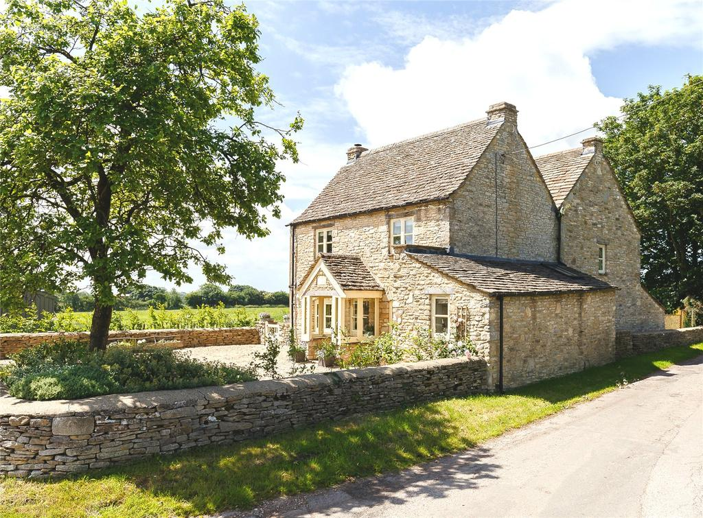 3 Bedrooms Detached House for sale in Leighterton, Tetbury, Gloucestershire