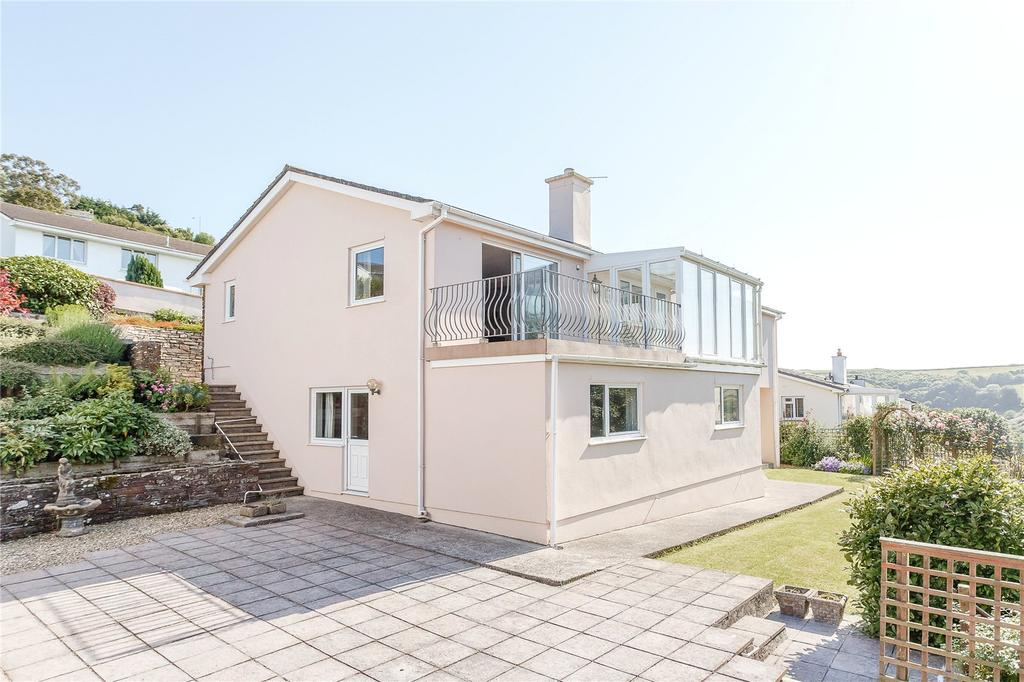 5 Bedrooms Detached House for sale in Landmark Road, Salcombe, Devon