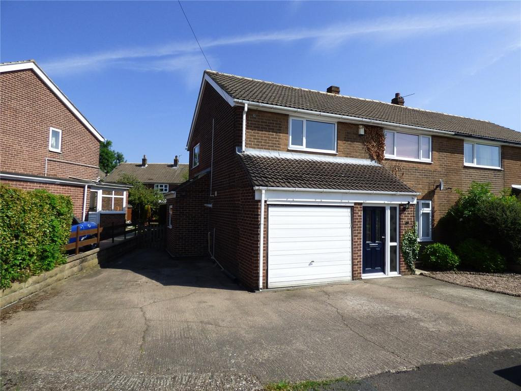 4 Bedrooms Semi Detached House for sale in Prospect View, Roberttown, Liversedge, WF15