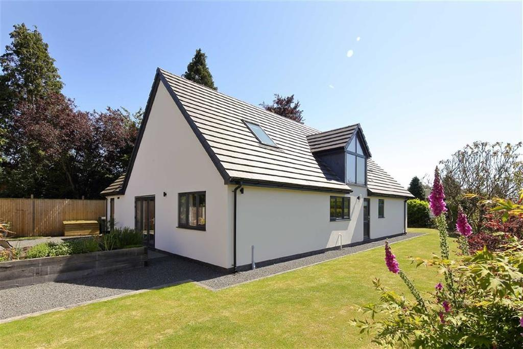 4 Bedrooms Detached House for sale in Shotton Lodge, Shotton Lane, Harmer Hil, SY4