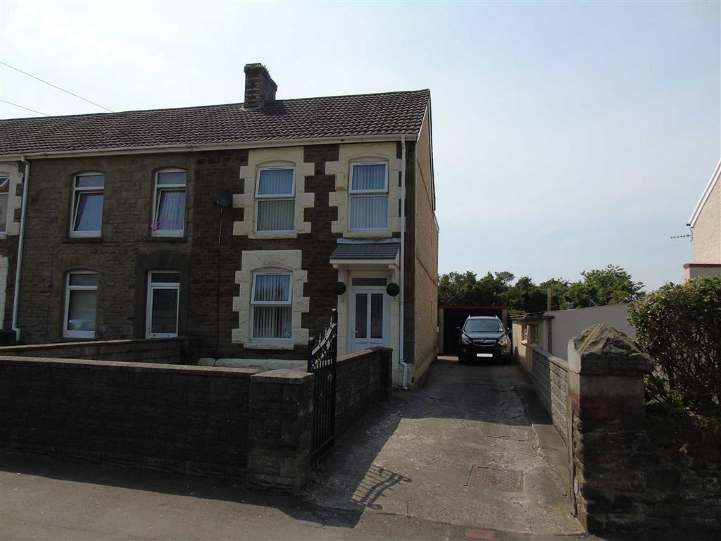 2 Bedrooms End Of Terrace House for sale in Llanerch Road, Bonymaen, Swansea