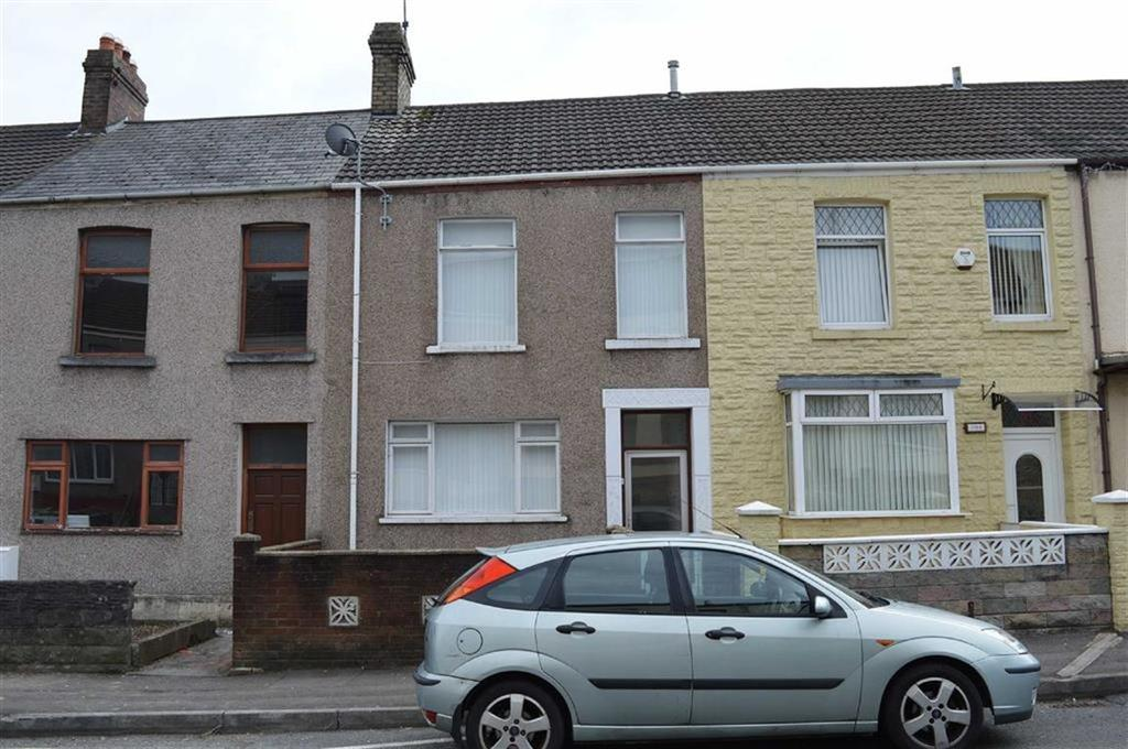 3 Bedrooms Terraced House for sale in Port Tennant Road, Swansea, SA1