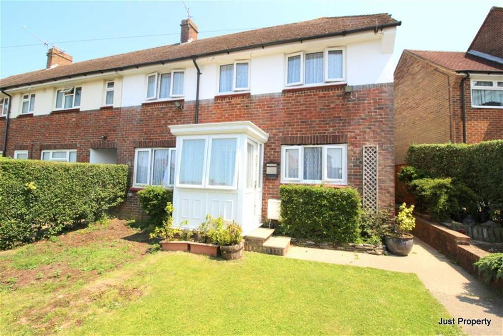 3 Bedrooms End Of Terrace House for sale in Montgomery Road, Hastings
