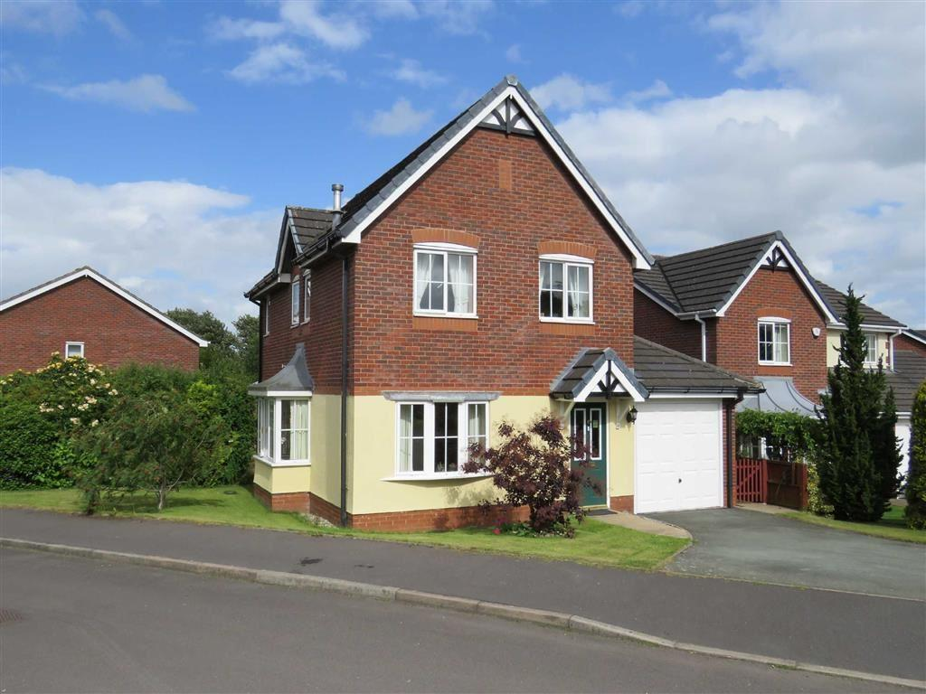 3 Bedrooms Detached House for sale in Teal Drive, Ellesmere, SY12