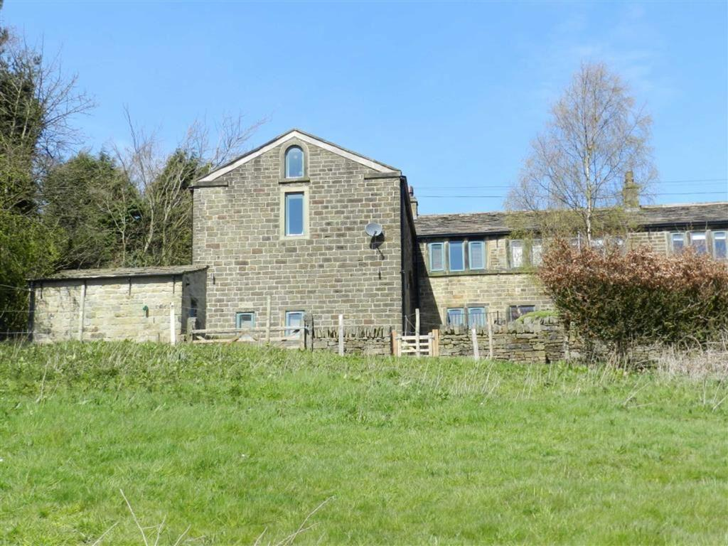4 Bedrooms Barn Conversion Character Property for sale in The Barn And Paddocks, Holme, Holmfirth, HD9