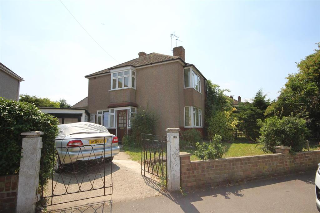 3 Bedrooms Semi Detached House for sale in Wilmot Road, Dartford