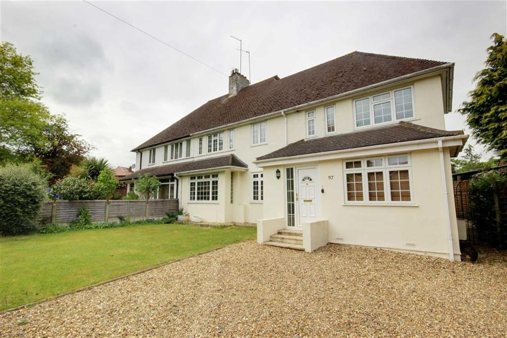 5 Bedrooms Semi Detached House for sale in Baker Street, Potters Bar, Hertfordshire