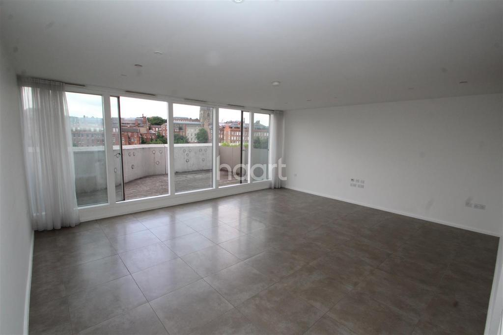 3 Bedrooms Apartment Flat for rent in Nottingham One, Canal Street, NG1