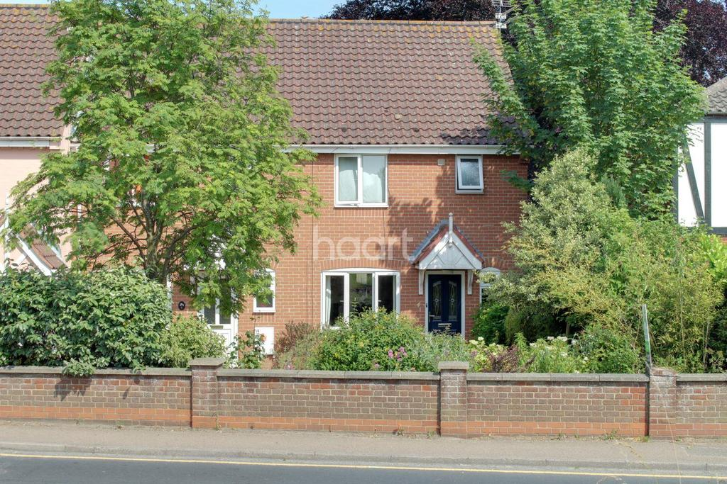 3 Bedrooms End Of Terrace House for sale in The Street, Acle