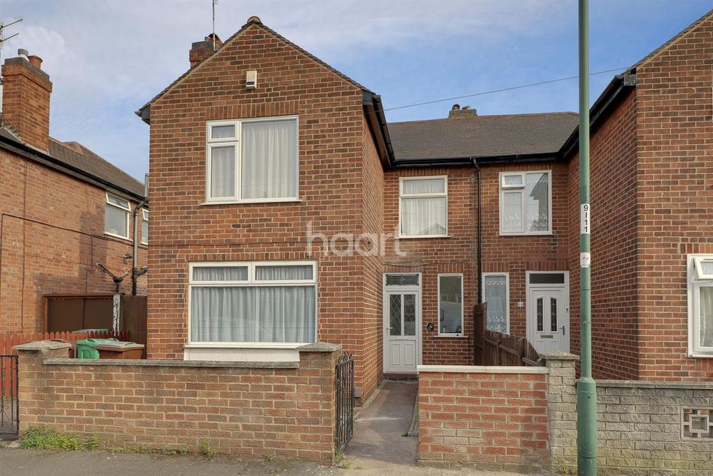 3 Bedrooms Semi Detached House for sale in Ingram Road, Bulwell