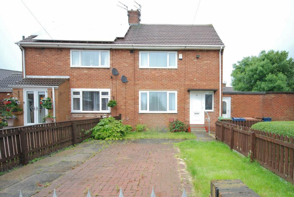 2 Bedrooms Semi Detached House for sale in Roedean Road, Redhouse