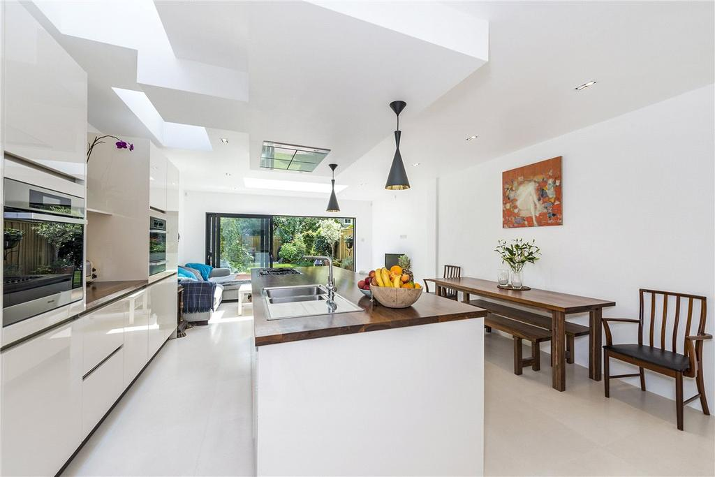 4 Bedrooms House for sale in Lysia Street, London, SW6