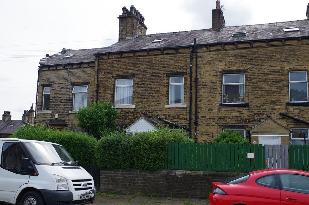 2 Bedrooms Terraced House for sale in Swires Terrace, Halifax HX1