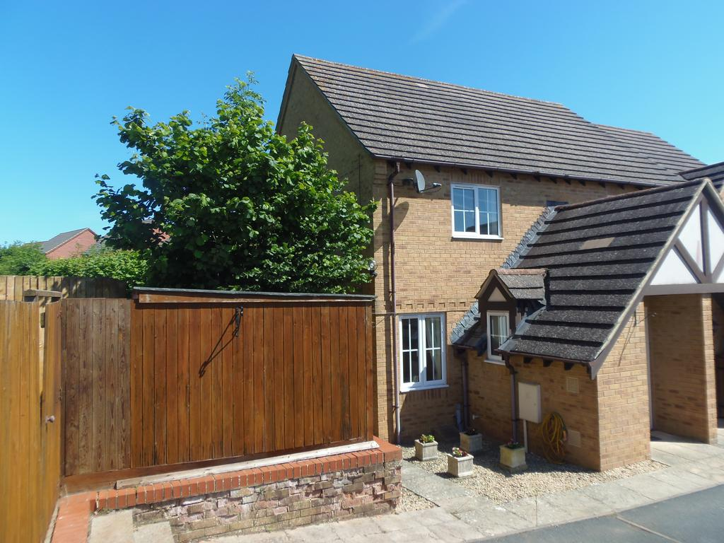 2 Bedrooms End Of Terrace House for sale in 41 Bramley Orchards, BROMYARD HR7