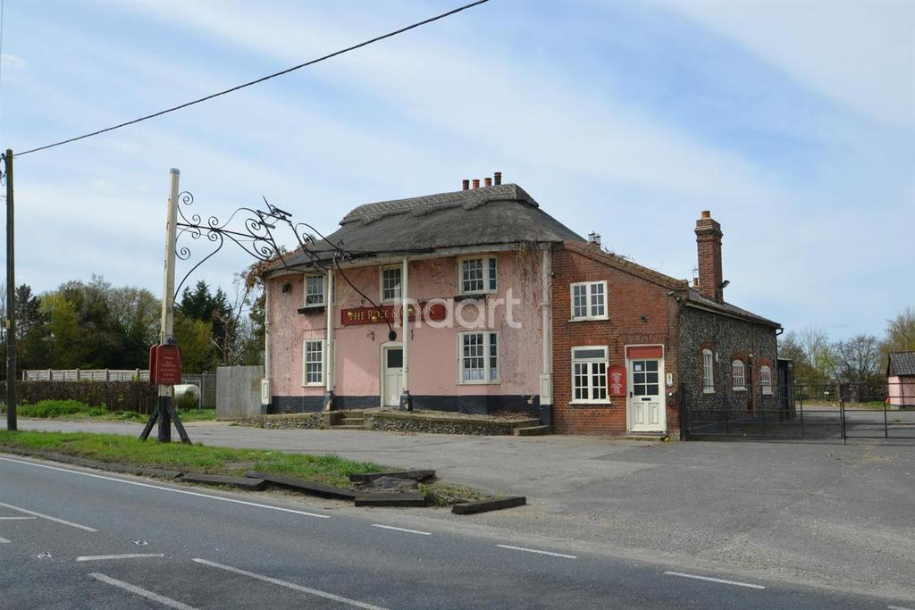 Land Commercial for sale in Bury Road, Stanton