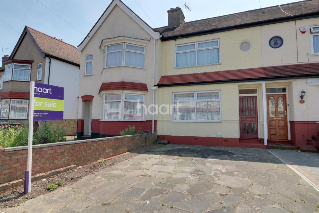 2 Bedrooms Terraced House for sale in Roedean Avenue, Enfield
