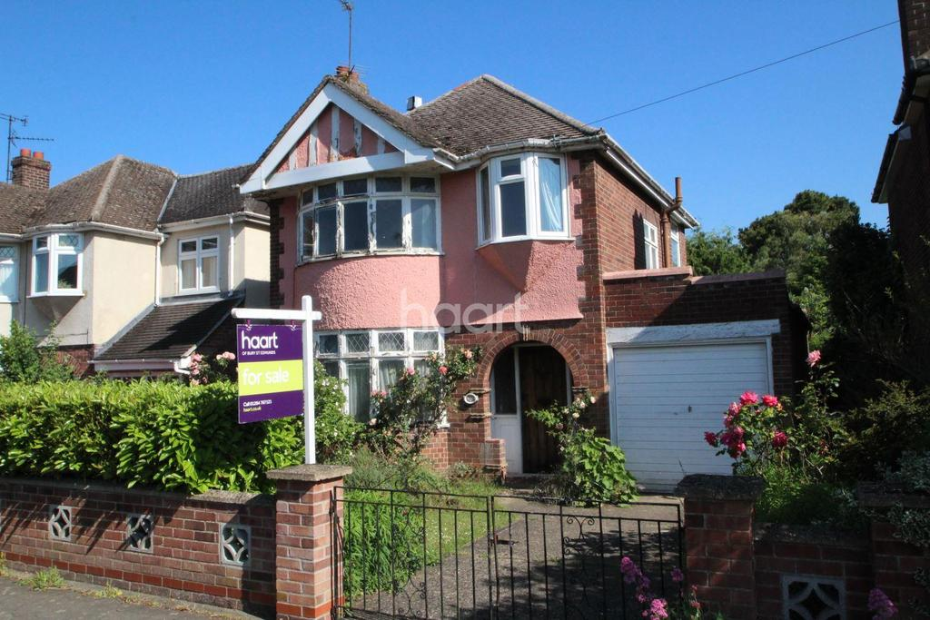 3 Bedrooms Detached House for sale in Park Road, Bury St Edmunds
