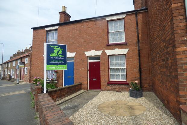 2 Bedrooms Terraced House for sale in Newmarket, Louth, LN11