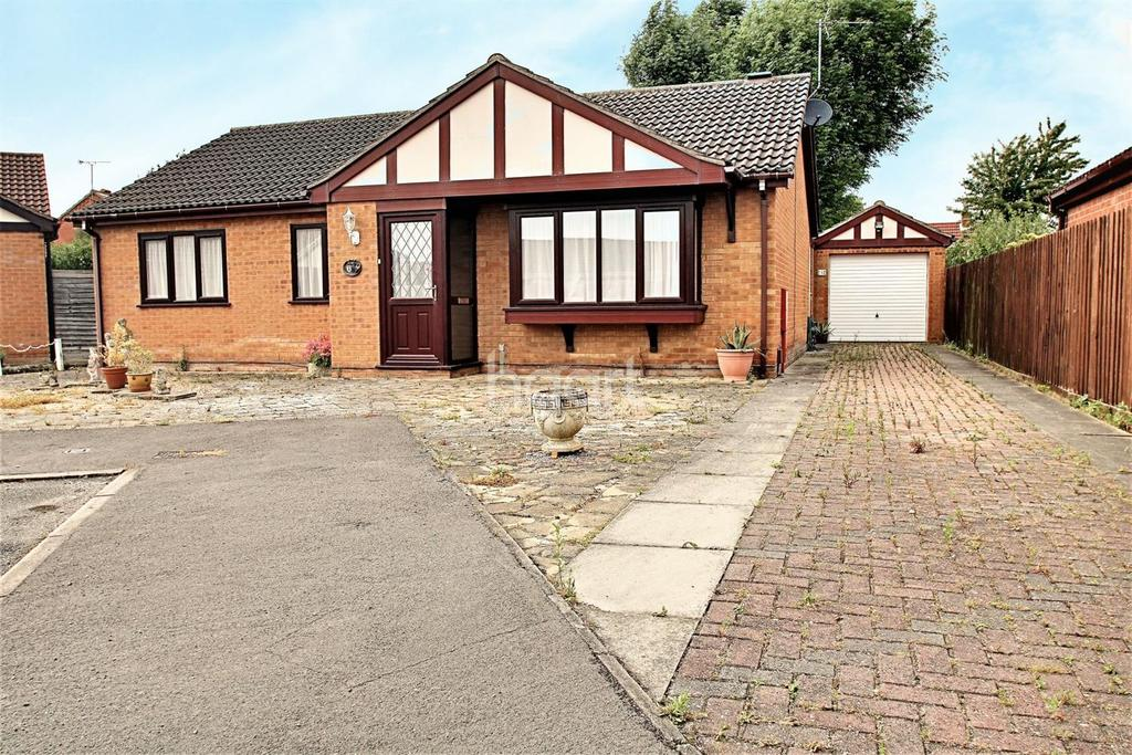 2 Bedrooms Bungalow for sale in West Mill Gate, Cherry Willingham