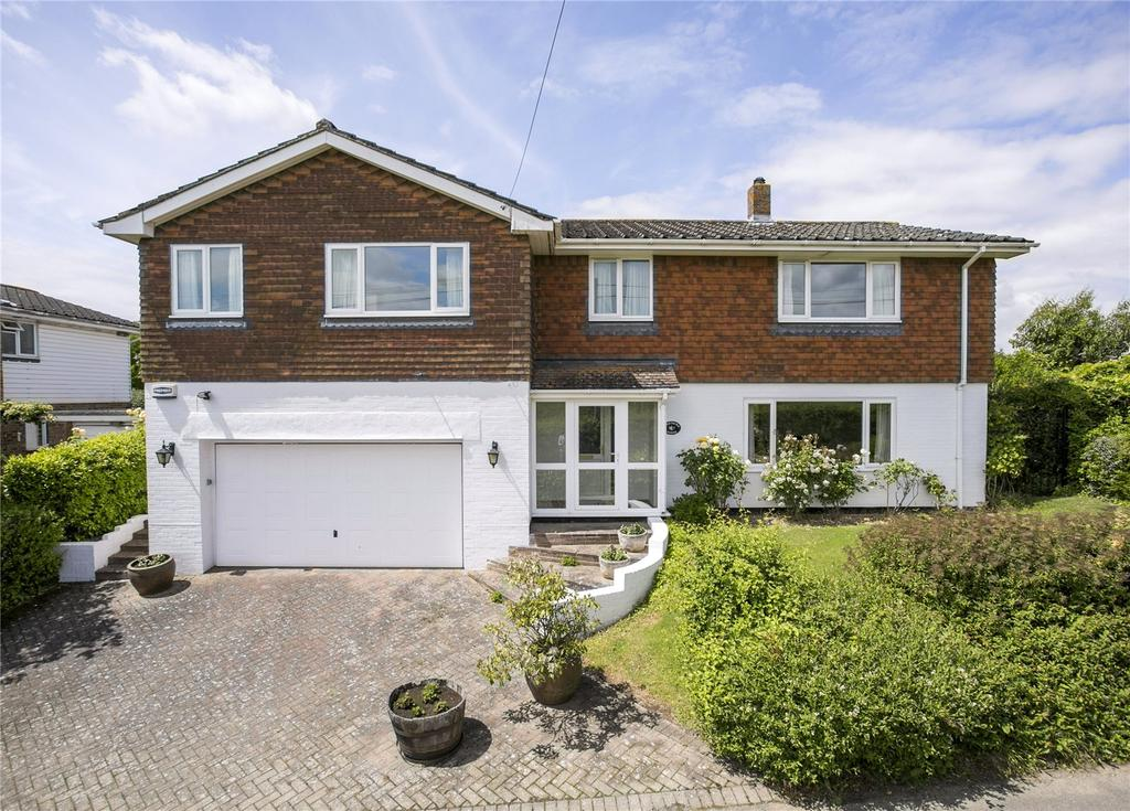 6 Bedrooms Detached House for sale in Claygate Lane, Shipbourne, Tonbridge, Kent