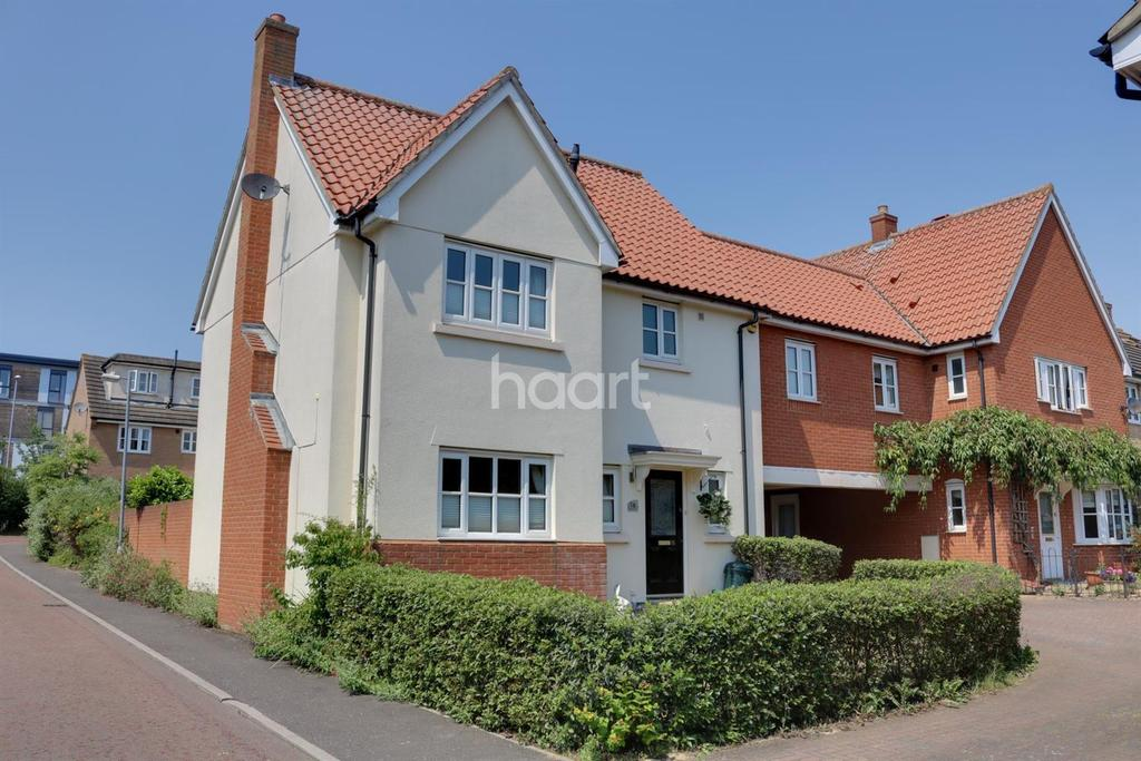 4 Bedrooms Detached House for sale in Cranborne Close, Colchester