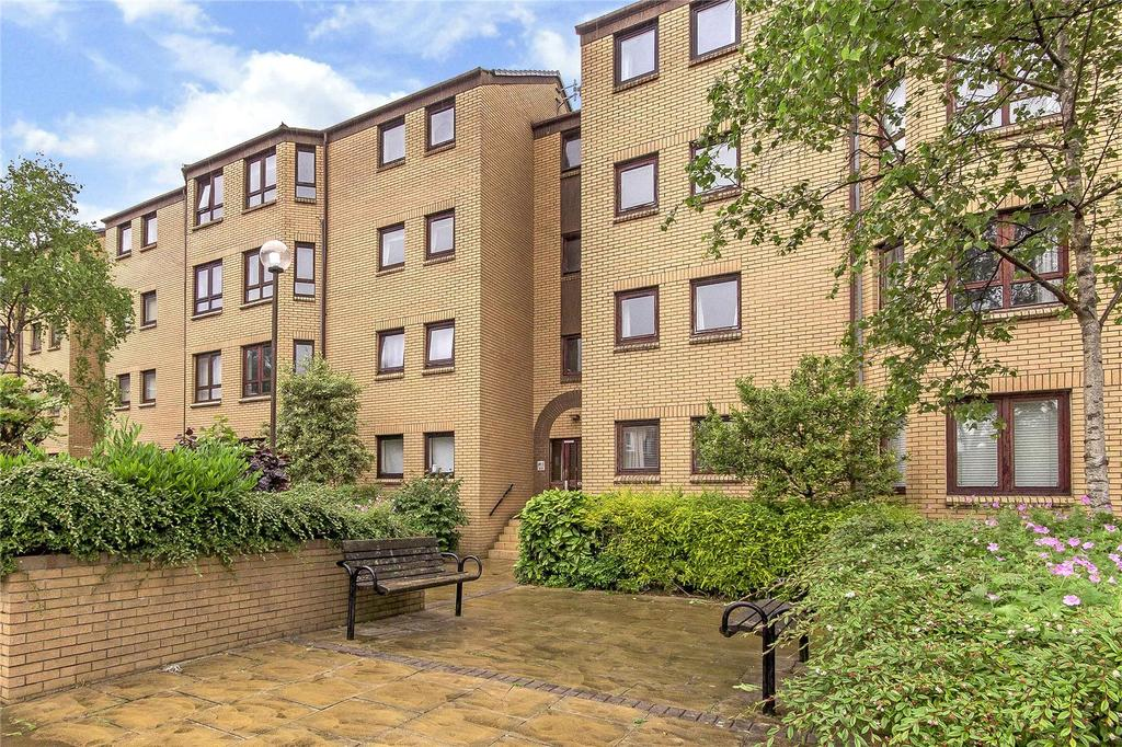 2 Bedrooms Flat for sale in Flat 21, 18 Cleveland Street, Charing Cross, Glasgow, G3