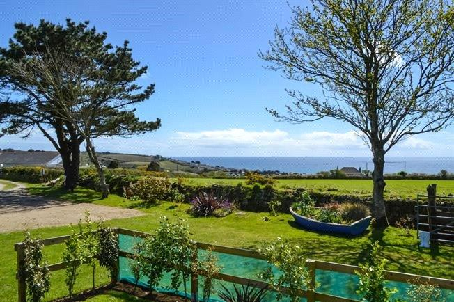 5 Bedrooms House for sale in Helston Road, Germoe, Penzance, Cornwall