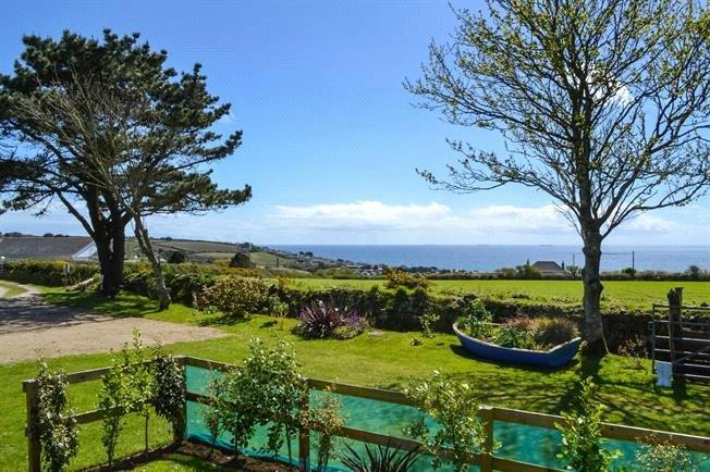 5 Bedrooms House for sale in Helston Road, Germoe, Penzance, Cornwall