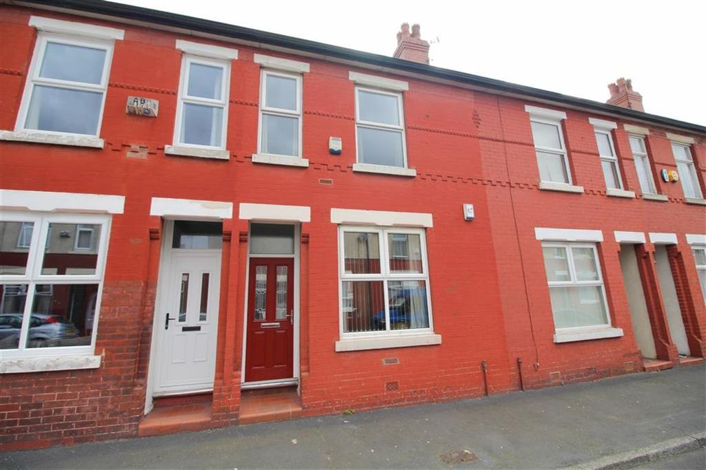 2 Bedrooms Terraced House for sale in Oswald Street, Reddish, Stockport