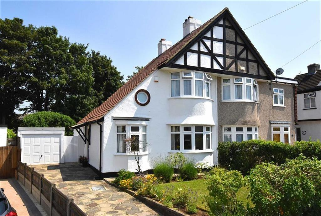 3 Bedrooms Semi Detached House for sale in Sunray Avenue, Bromley, Kent