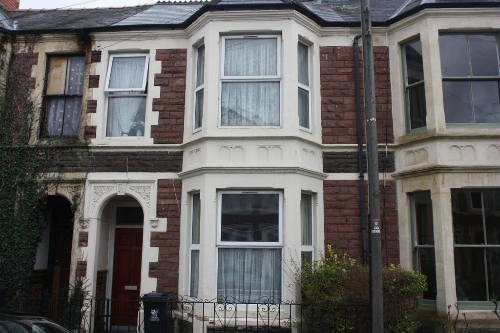 5 Bedrooms House Share for rent in Angus Street, Roath