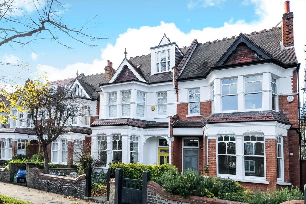 5 Bedrooms Semi Detached House for sale in Park Road, Chiswick, W4