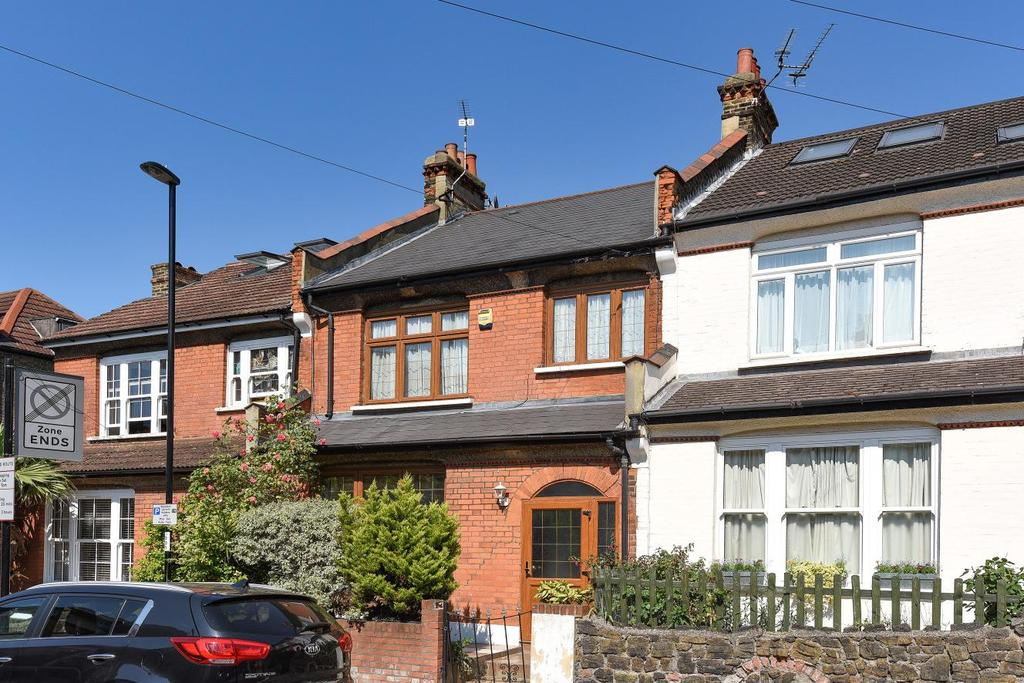 4 Bedrooms Terraced House for sale in Bankwell Road, Hither Green, SE13
