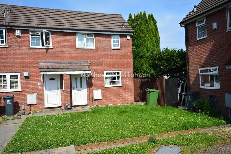 2 Bedrooms End Of Terrace House for sale in Heritage Park, St. Mellons, Cardiff. CF3
