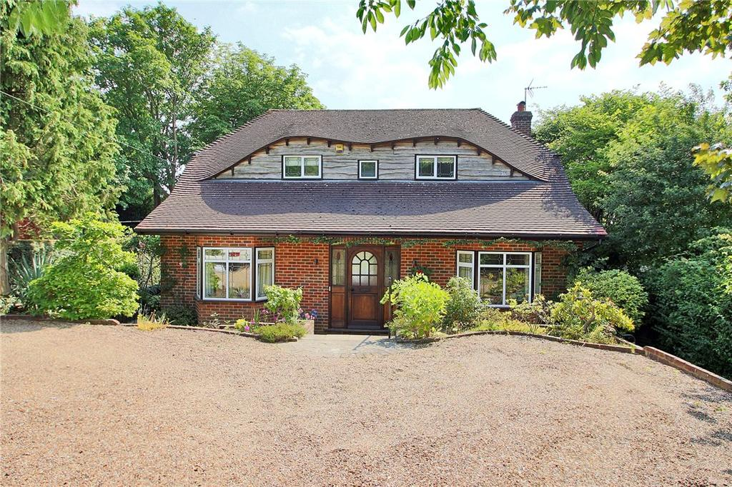 4 Bedrooms Bungalow for sale in Pilgrims Way East, Otford, Sevenoaks, TN14