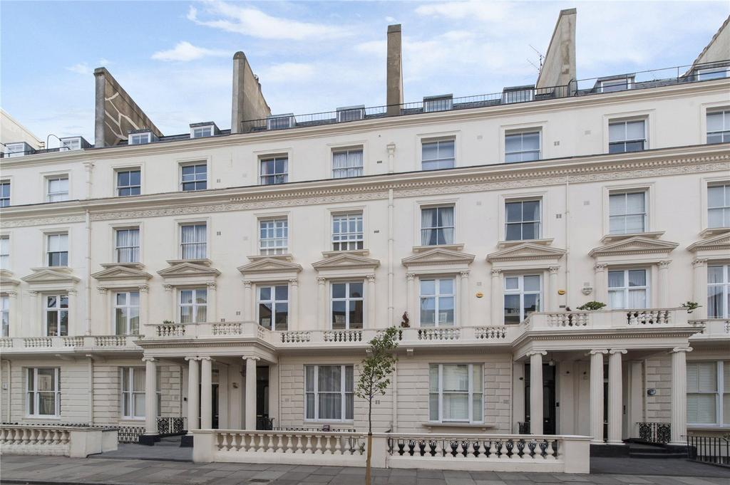 2 Bedrooms Flat for sale in Warrington Crescent, Little Venice, London
