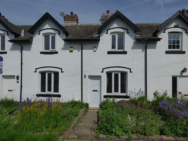 3 Bedrooms Cottage House for sale in Station Cottage, Glazebrook Lane, Warrington