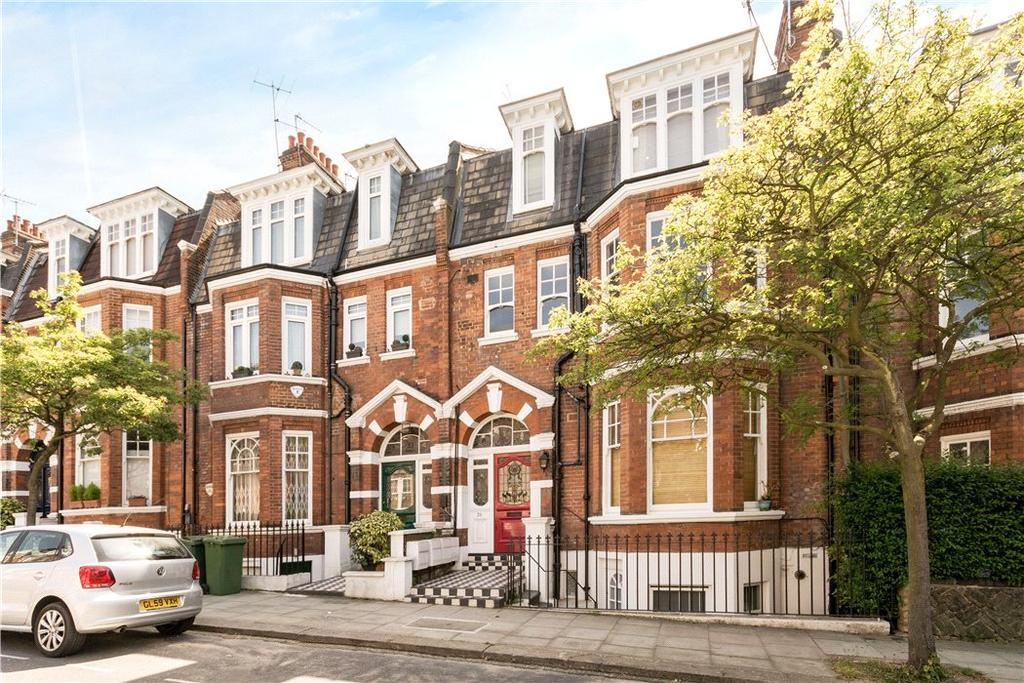 2 Bedrooms Flat for sale in Glenloch Road, Belsize Park, London, NW3
