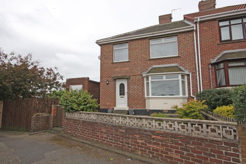 3 Bedrooms Semi Detached House for sale in Ferndene Avenue, Pelton Fell, Chester-le-Street DH2 2NT