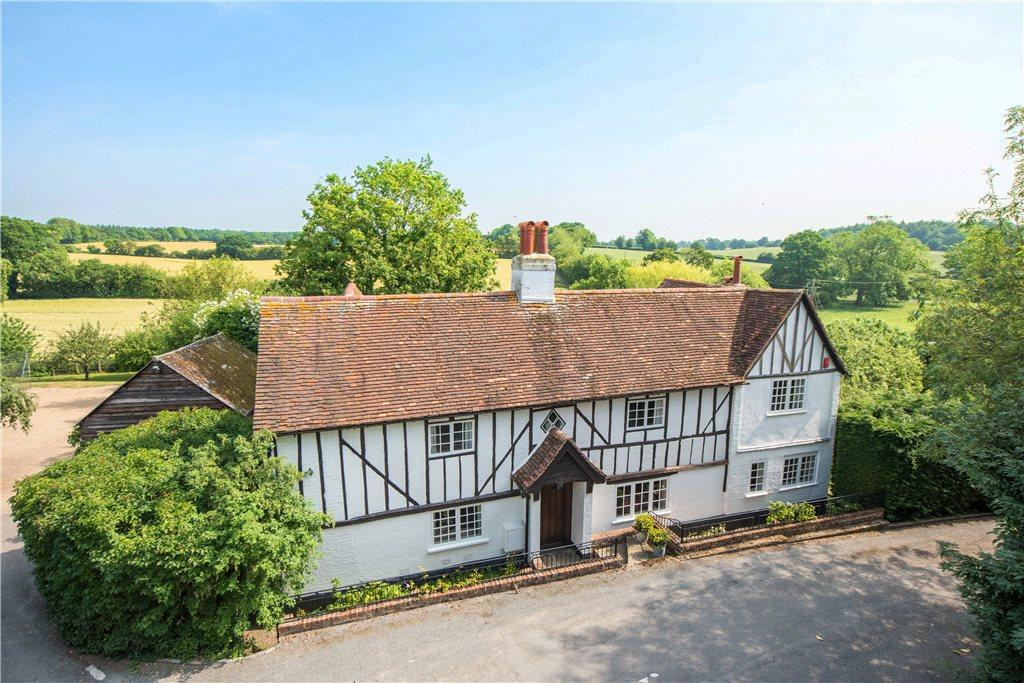 4 Bedrooms Unique Property for sale in Ley Green, Kings Walden, Hertfordshire