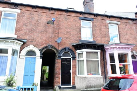 4 bedroom terraced house to rent - South View Crescent, Sheffield S7