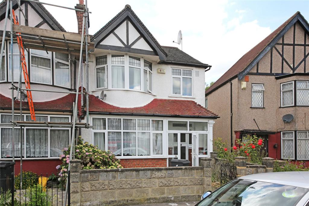5 Bedrooms End Of Terrace House for sale in Dunbar Avenue, London, SW16