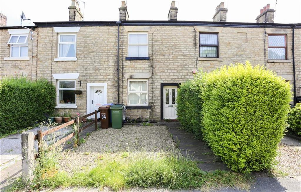 2 Bedrooms Terraced House for sale in Compstall Road, Marple Bridge, Cheshire