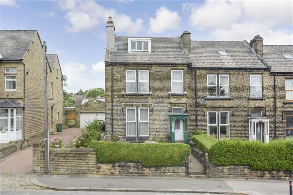 5 Bedrooms End Of Terrace House for sale in New Hey Road, Marsh, Huddersfield, HD3